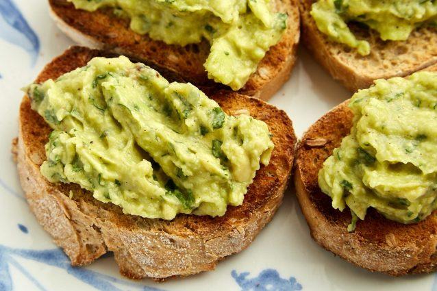 Healthy 5-Minute Avocado Toast