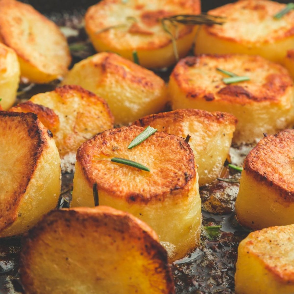 Fondant Potatoes Easy And Delicious Side Dish