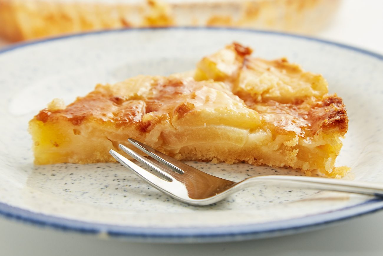 Creamy Apple Tart A Different Take On The Classic Apple Pie