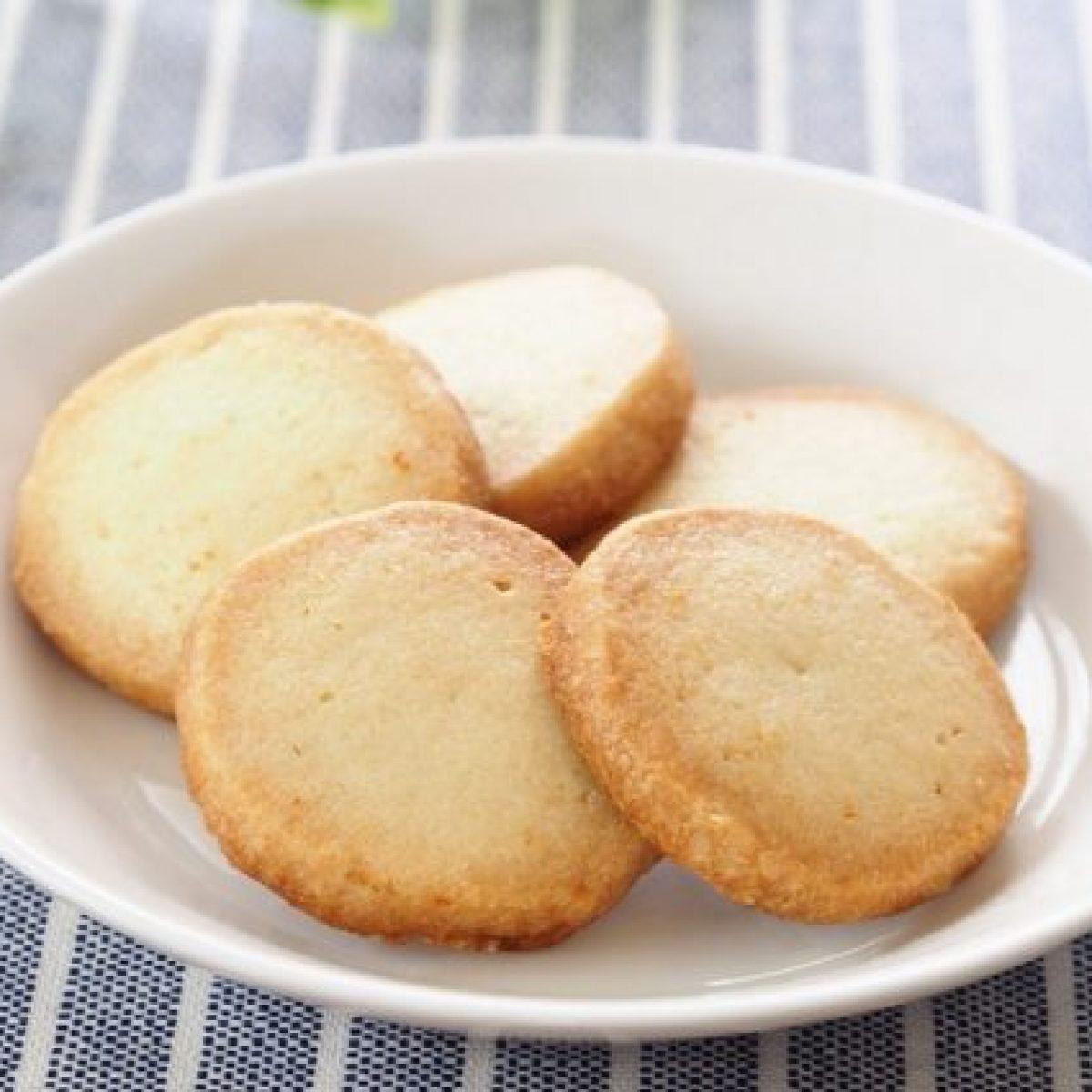 No Butter Super Soft Sugar Cookies