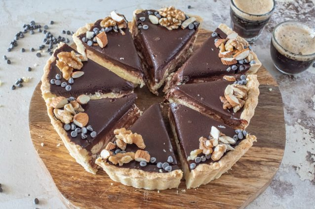 Chocolate And Ricotta Cake The Recipe For A Delicious Italian Dessert