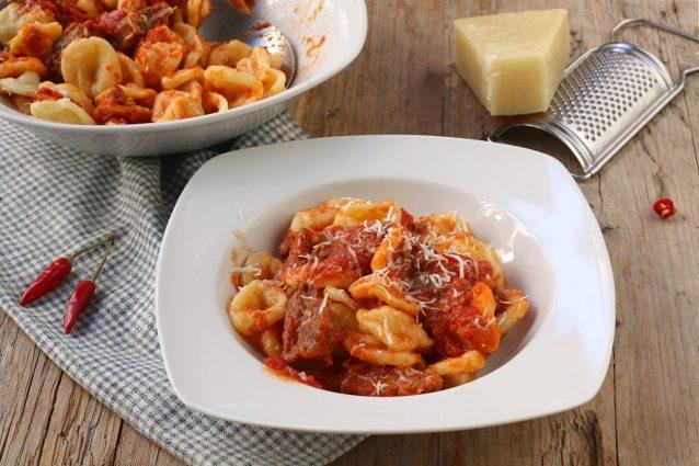 Orecchiette Pasta Bari Style The Recipe For The Great Sunday Classic