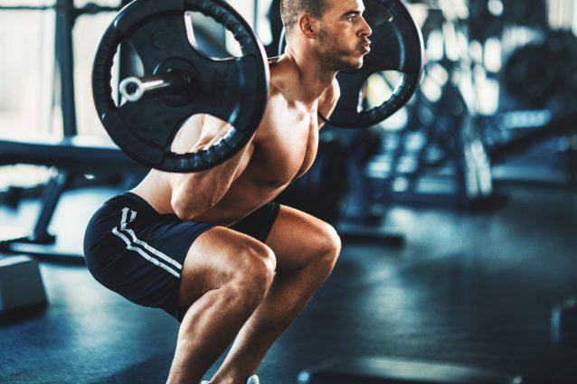5 esercizi con manubri per allenare le gambe