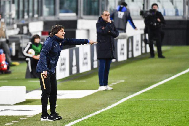 Antonio Conte e i giocatori dell'Inter pronti a ridursi lo stipendio: contatti in corso
