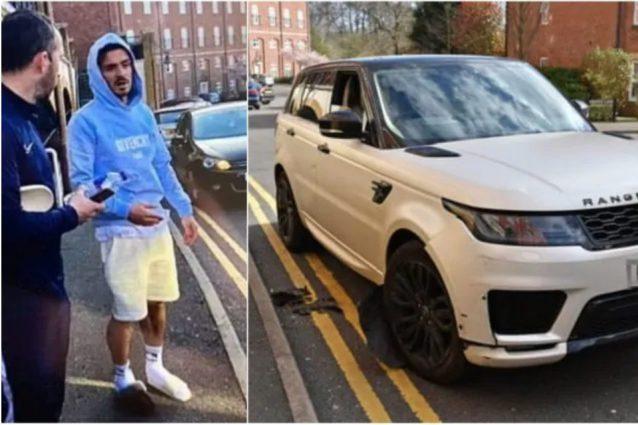 Grealish multato di 170mila euro dall'Aston Villa dopo l'inc