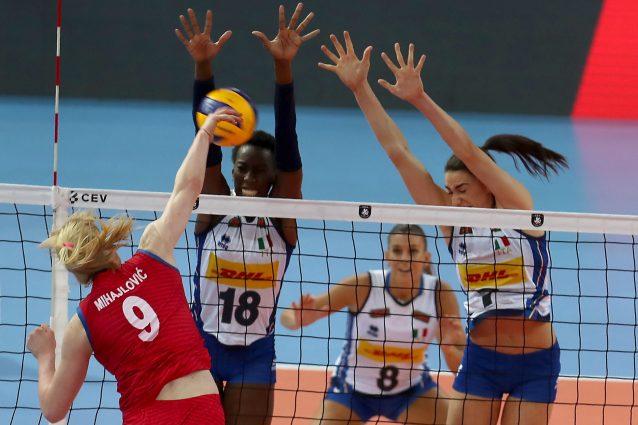Pallavolo femminile, la Lega decide la chiusura anticipata d