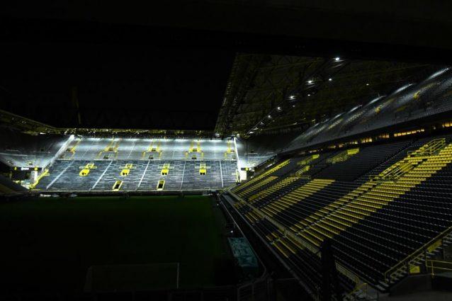 Borussia Dortmund, lo stadio diventa centro d'accoglienza pe