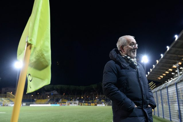 """Lega Pro: """"Difficile pensare di tornare a giocare in città s"""