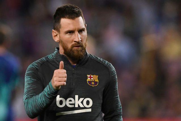 """Dall'Argentina: """"Se Messi dice sì, l'Inter è pronta a far pa"""