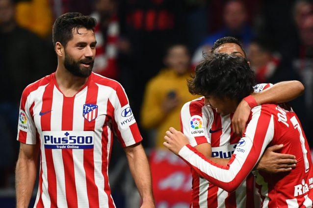 I calciatori dell'Atletico Madrid si tagliano lo stipendio p