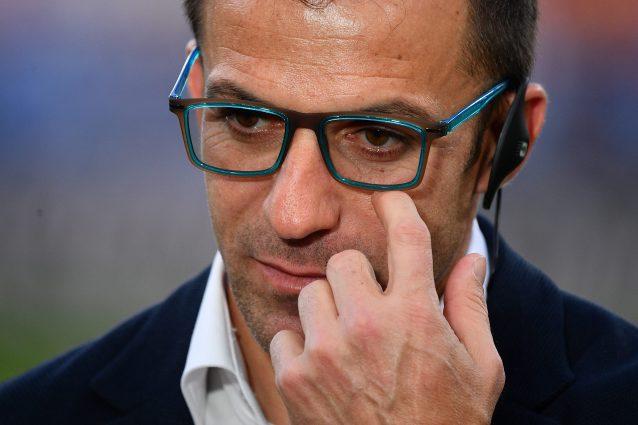 """Del Piero tifa per il ritorno al calcio giocato: """"Ci servirà"""