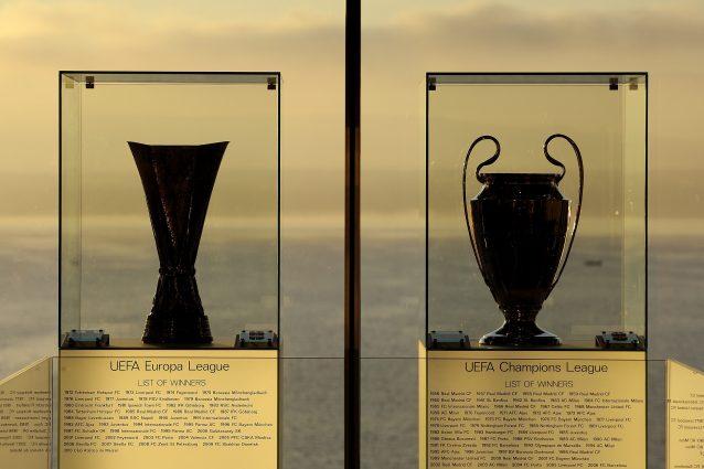 Riunione UEFA: ritorno dei campionati a giugno, Champions Le