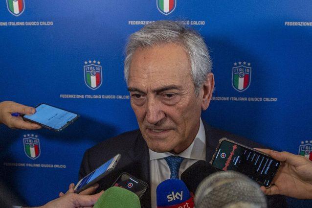 """Serie A, Gravina: """"Il 17 maggio pronti a ripartire. Giocare"""