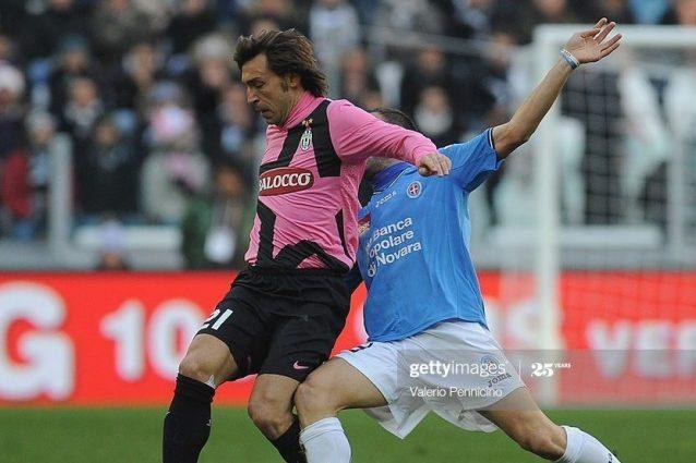 """Juventus, Pirlo: """"In due partite non potevo calciare con il"""