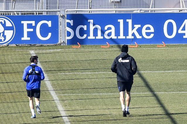 Lo Schalke fa la spesa ai calciatori, che hanno a disposizio