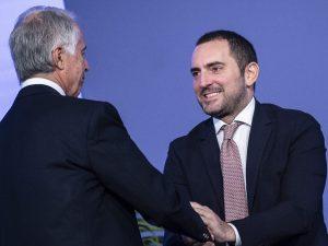 """Il ministro Vincenzo Spadafora: """"Lo sport in Italia può ripr"""