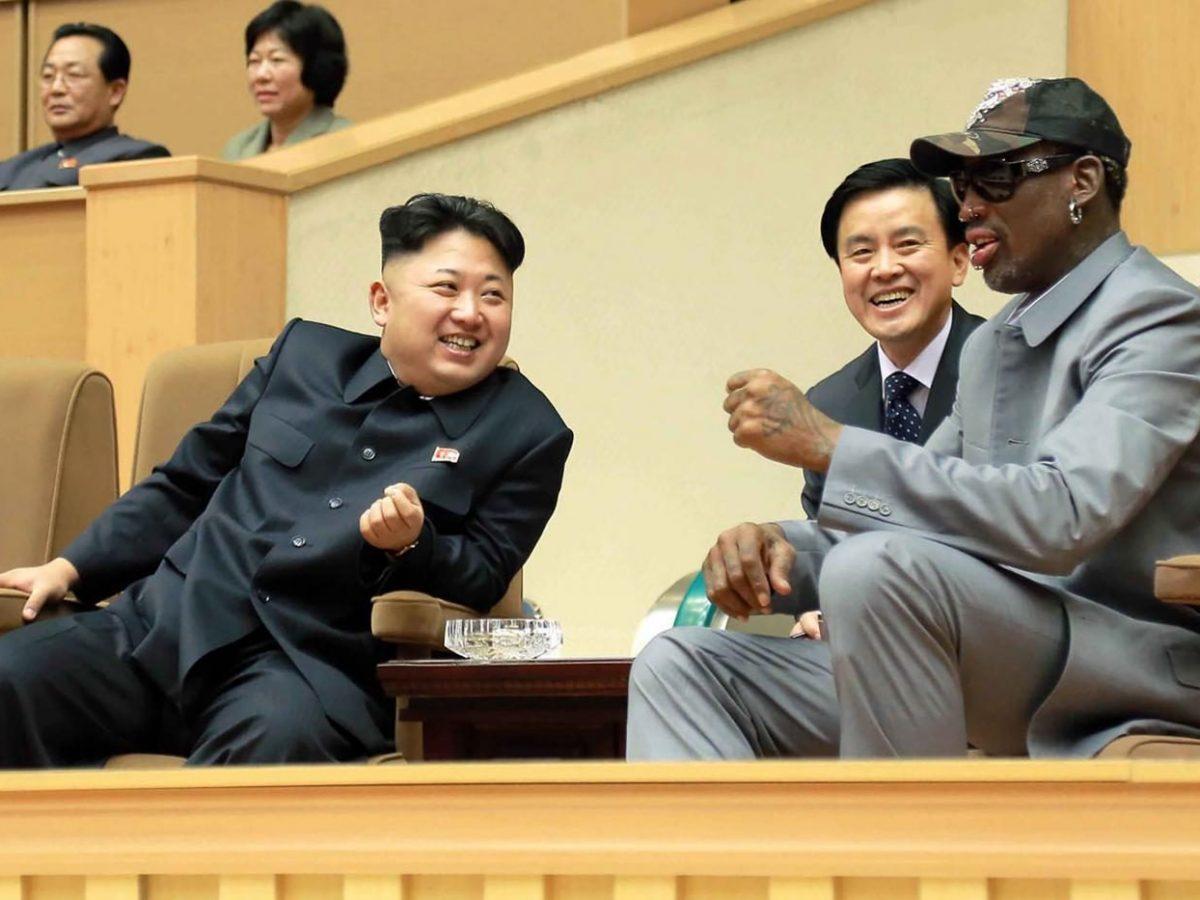 Dennis Rodman racconta la folle notte con Kim Jong-un: Donne e vodka,  eravamo ubriachi persi