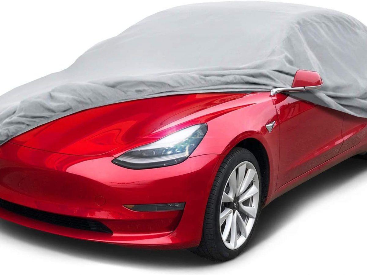 Telo Antigrandine Auto,Telo Copriauto da Esterno Protezione Solare Protezione da Pioggia e Neve Telo Protettivo Auto Copriauto Anti UV Anti Pioggia 4.7x1.8x1.5 m Queta Telo Copriauto Taglia L