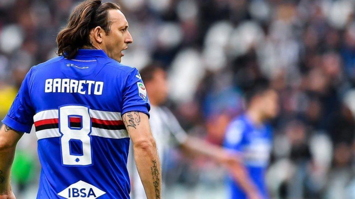 Sampdoria, ufficiale: Barreto ha rescisso il contratto