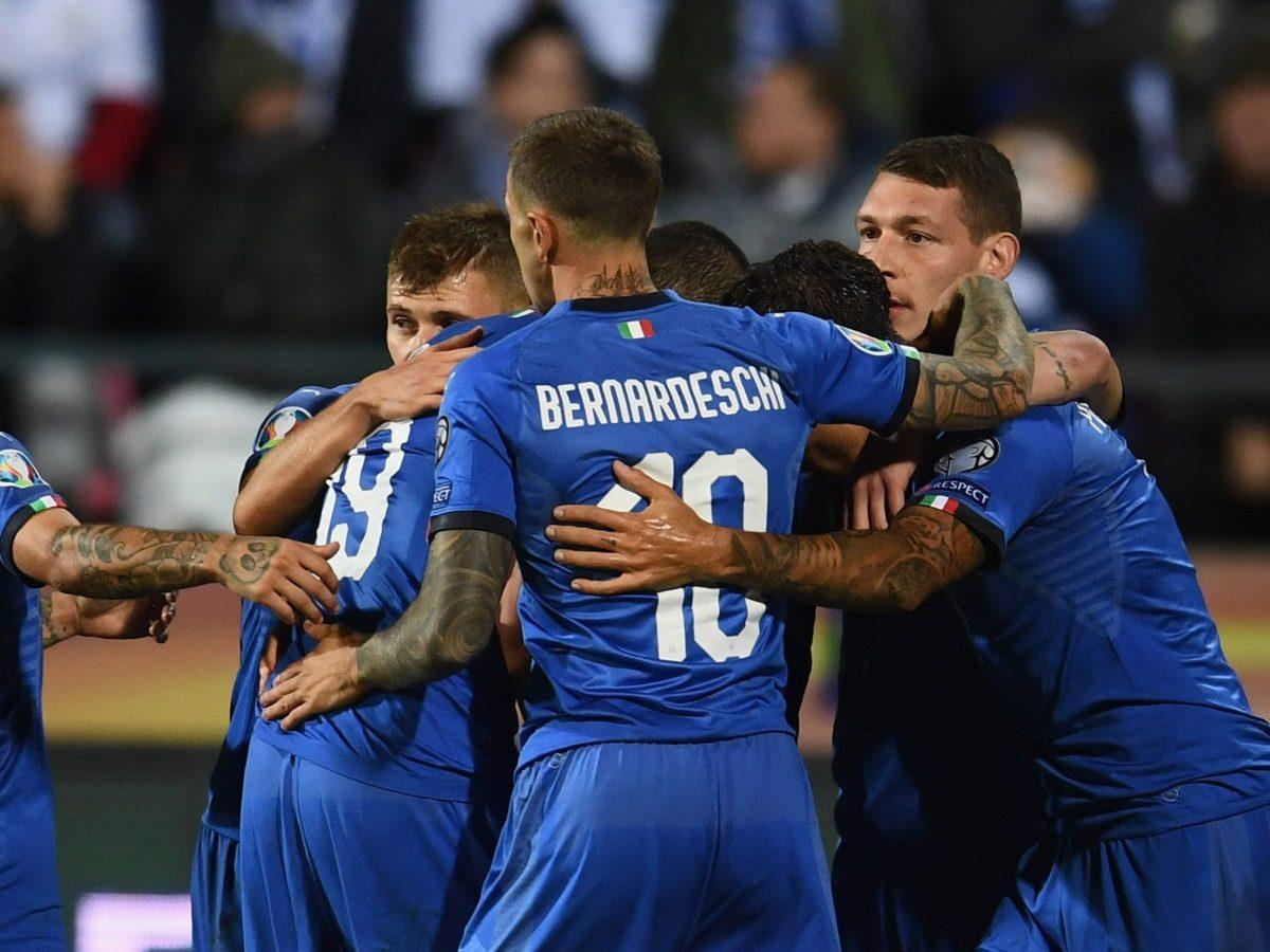 Il calendario dell'Italia nella Nations League 2020 2021: esordio