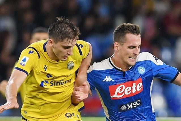 Rassegna Stampa Calcio In Tv Oggi E Stasera Verona Napoli Su Dazn Dove Vedere Le Partite Di Serie A Rassegna Stampa