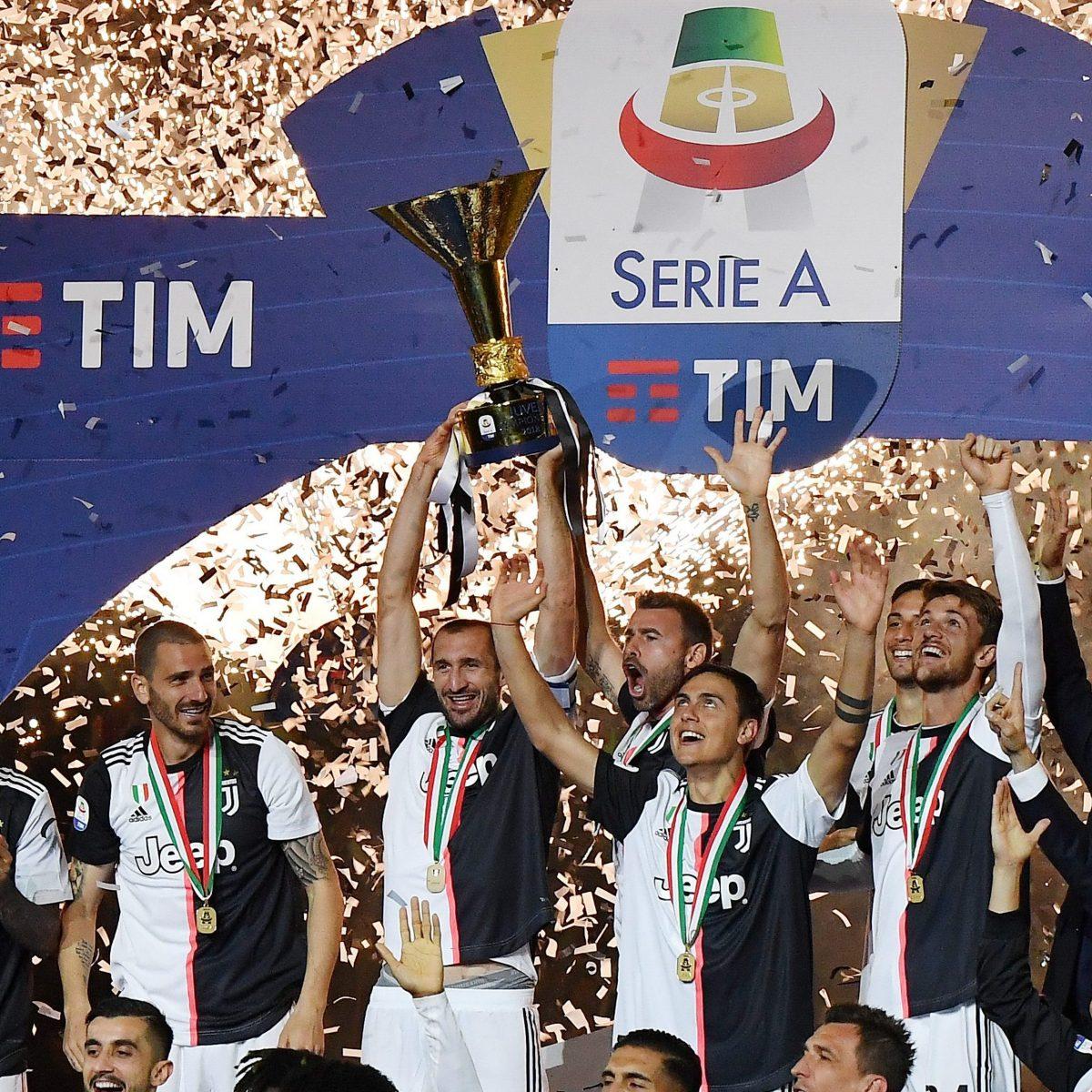 Premiazione Scudetto Juventus 2020 Orario E Dove Vederla In Tv E Streaming