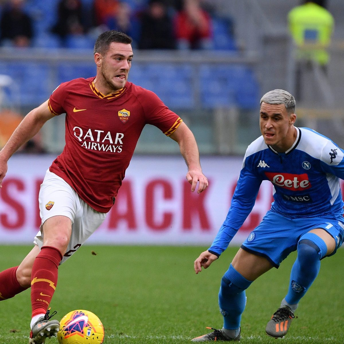 Calcio In Tv 5 Luglio Napoli Roma Dove Vederla Inter Bologna Su Dazn Playoff Serie C In Diretta Tv