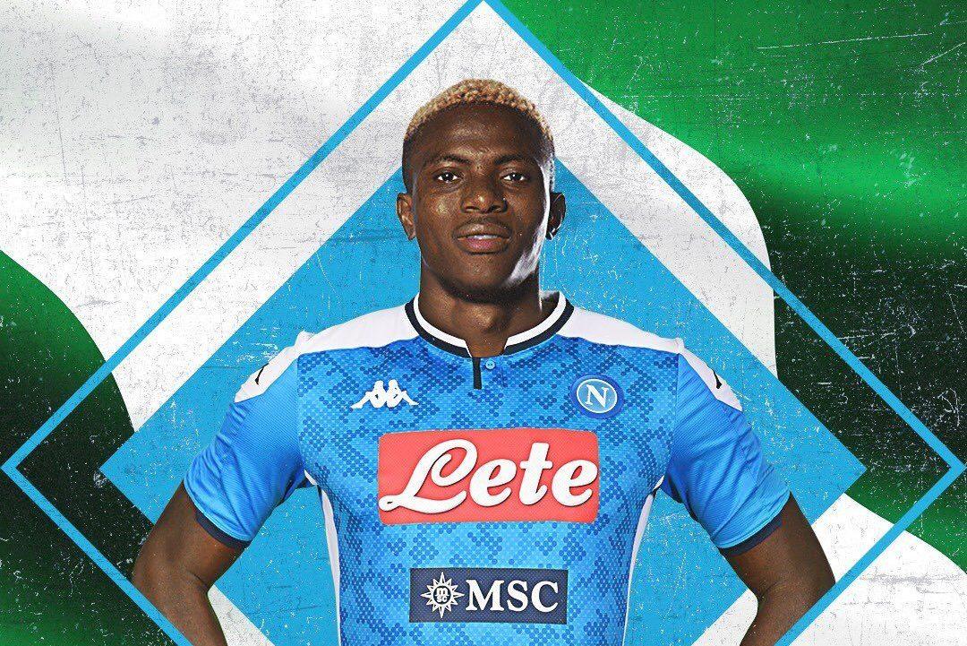 Victor Osimhen è un calciatore del Napoli: c'è l'annuncio ufficiale