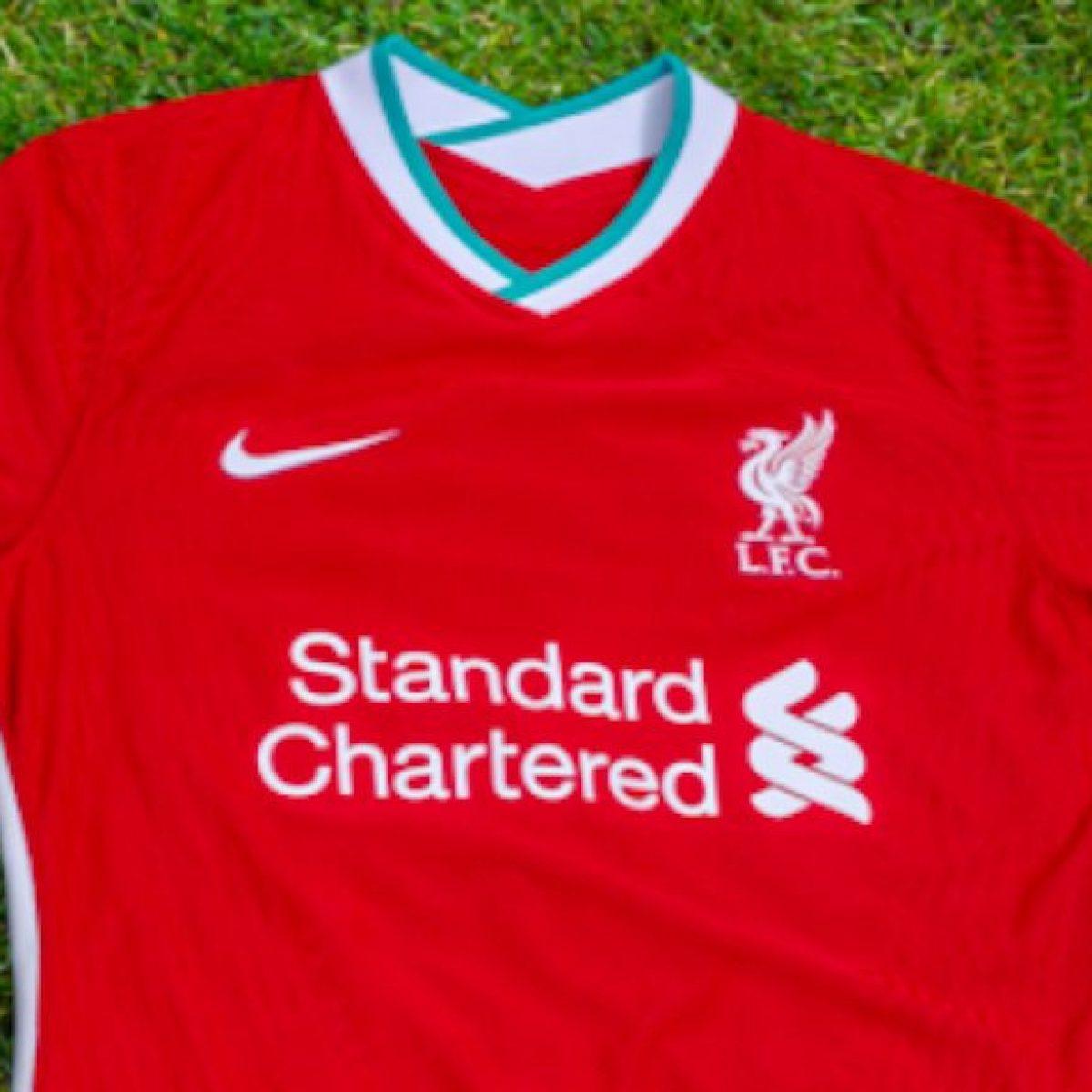 Liverpool, presentata la maglia home 2020-2021: è la prima dopo l ...