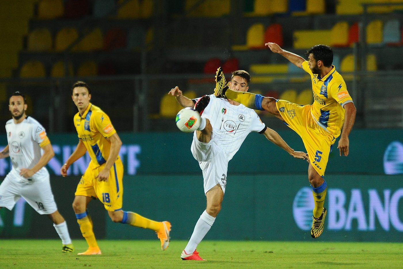 Spezia – Frosinone 0-1 nella finale dei playoff Serie B, liguri ...