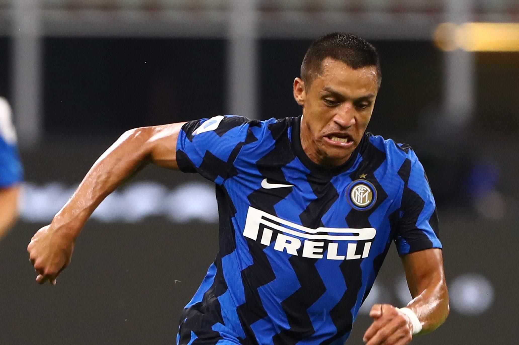 Inter, ufficiale l'acquisto di Alexis Sanchez: contratto fino al 2023