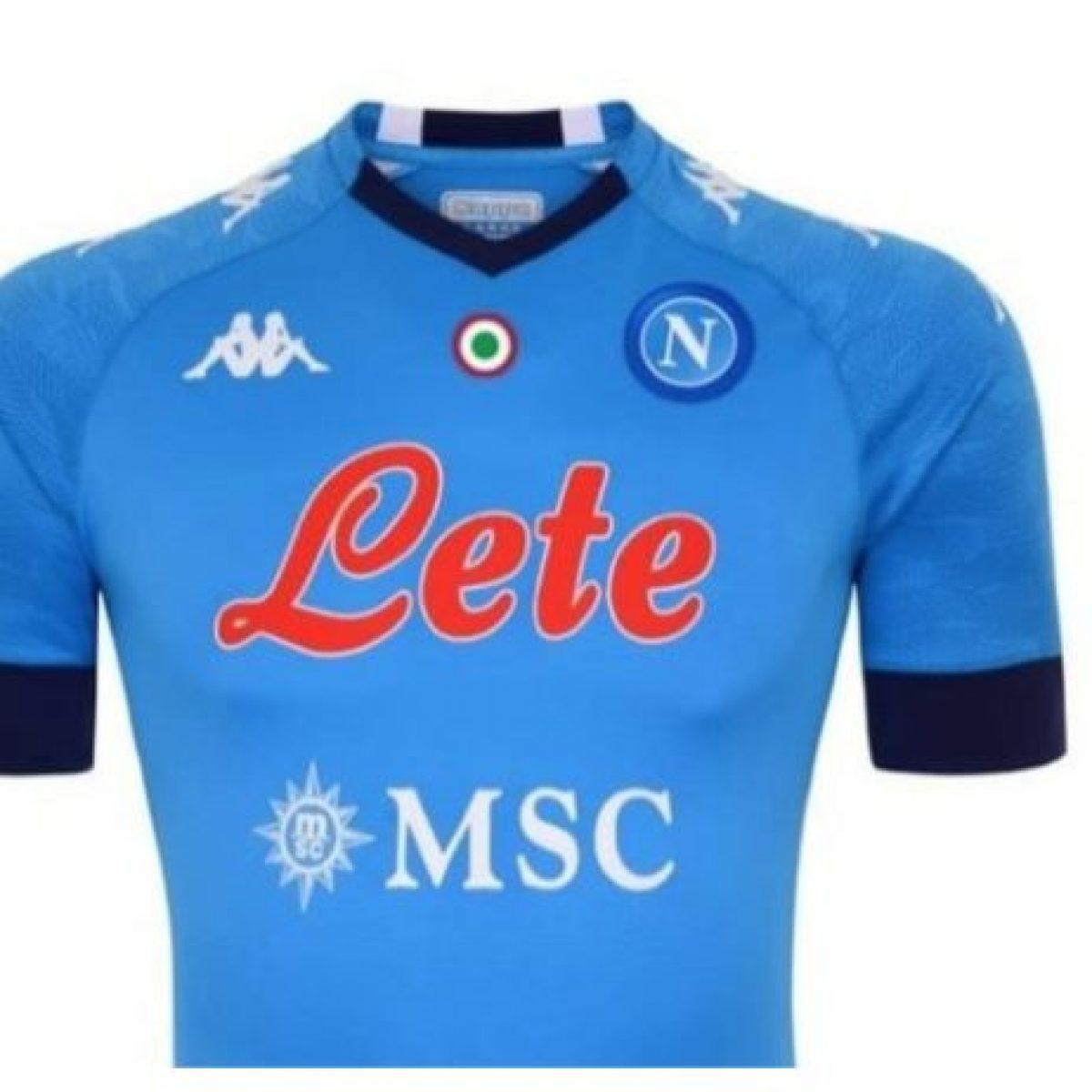 Napoli, le indiscrezioni sulla maglia del 2020-2021 fanno ...