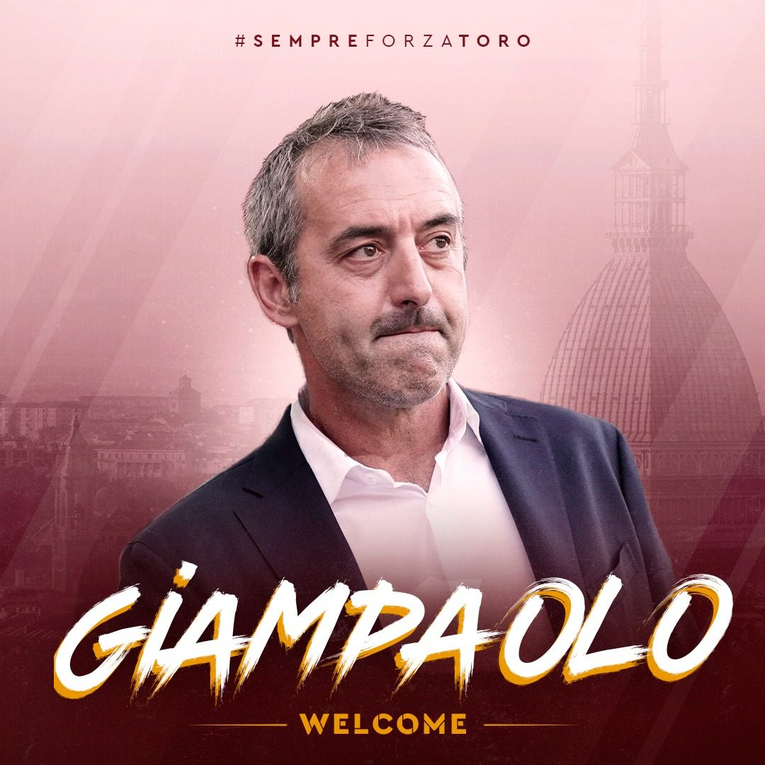 Marco Giampaolo E Il Nuovo Allenatore Del Torino E Ufficiale