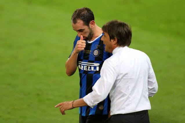 Calciomercato Inter 18 Settembre Accordo Per La Buonuscita Di Godin Si Sblocca Vidal Piace Milenkovic