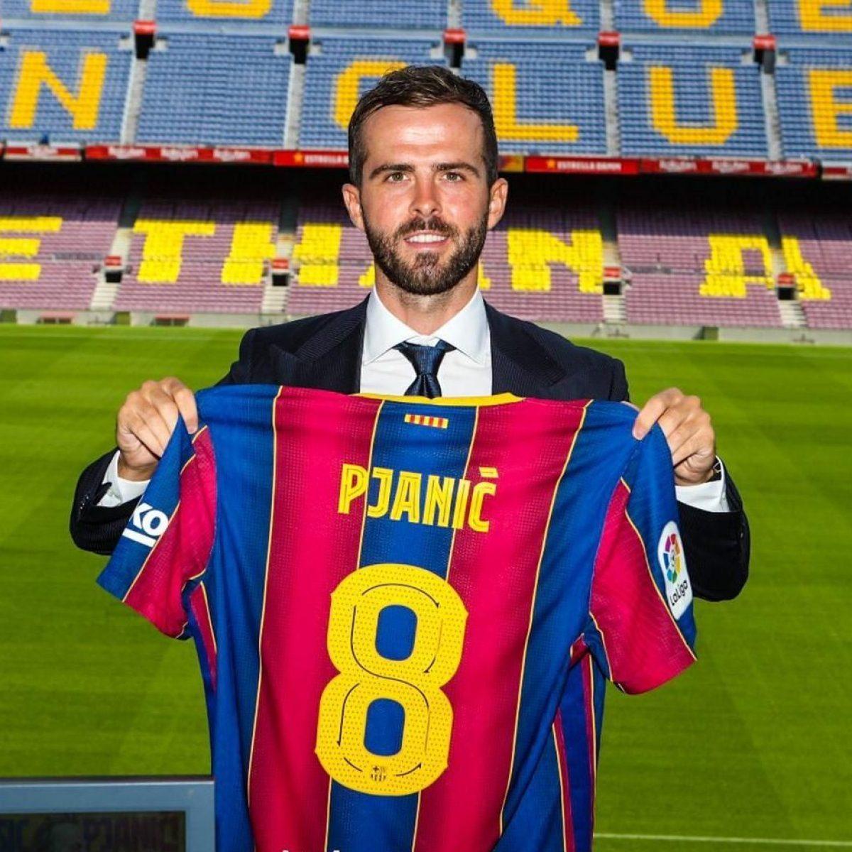 Pjanic si presenta al Barcellona ma non dimentica la Juve: Ho ...