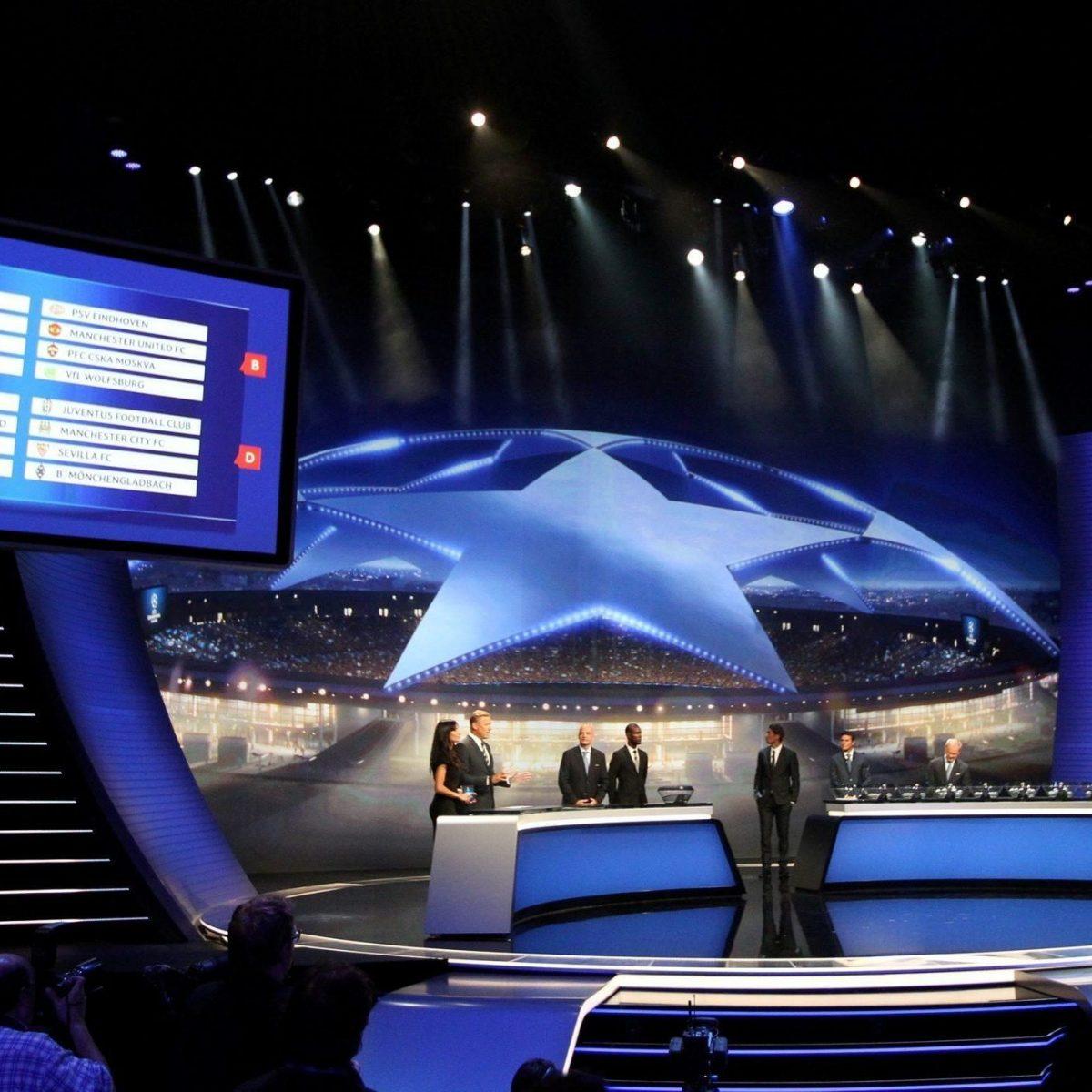 sorteggio gironi champions league 2020 2021 fasce e squadre qualificate sorteggio gironi champions league 2020