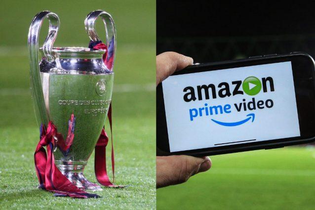 Champions League Amazon 638x425 - Champions League su Amazon Prime Video: quali partite e quanto costa