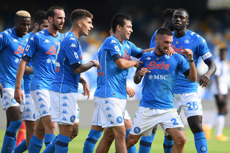 Napoli Atalanta: come Mertens e Osimhen hanno demolito la Dea   Napoli- Atalanta