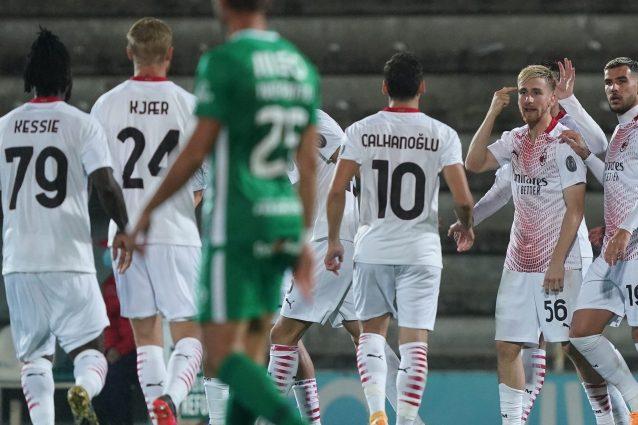 Calcio In Tv Oggi E Stasera Rio Ave Milan Dove Vederla