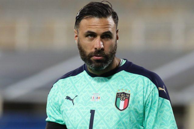 Sirigu Nazionale Italia 638x425 - Sirigu sogna i Mondiali in Qatar: nuova avventura in Serie A dopo essere stato scaricato dal Toro