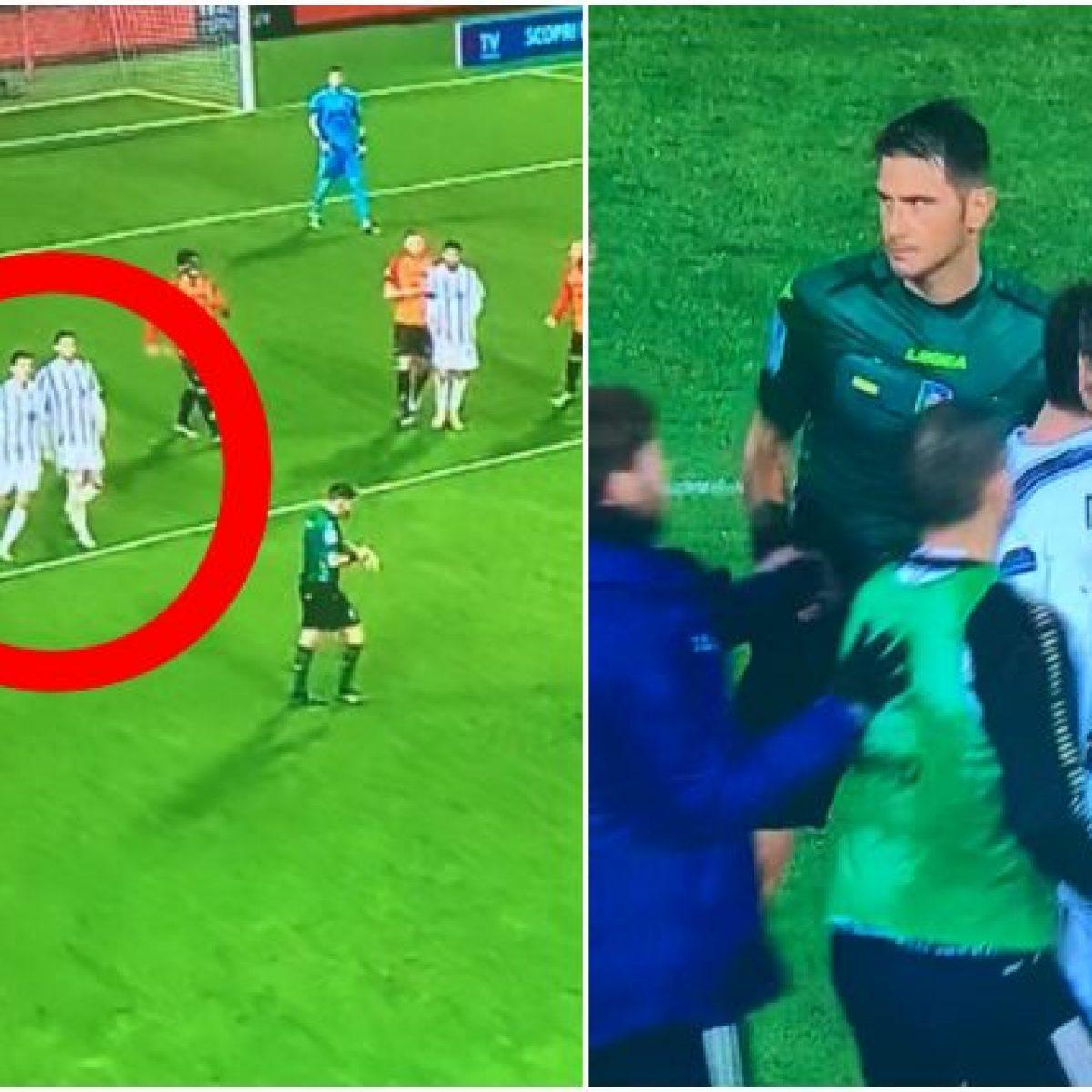Perché Morata è stato espulso dall'arbitro Pasqua in Benevento-Juventus