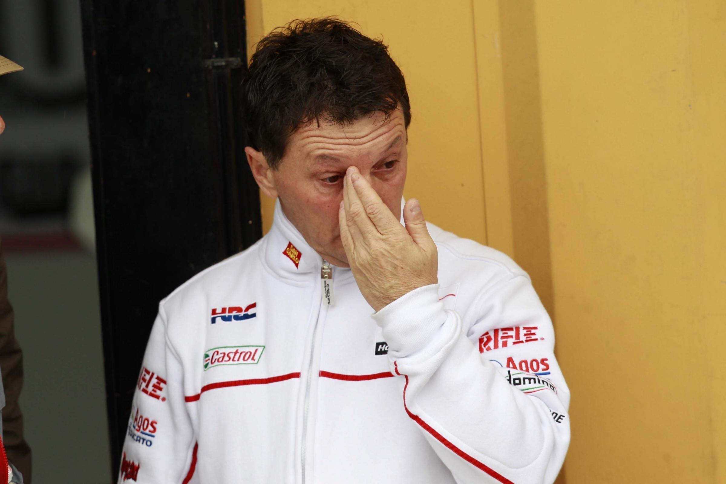 Fausto Gresini è di nuovo sedato: Peggioramento improvviso delle condizioni