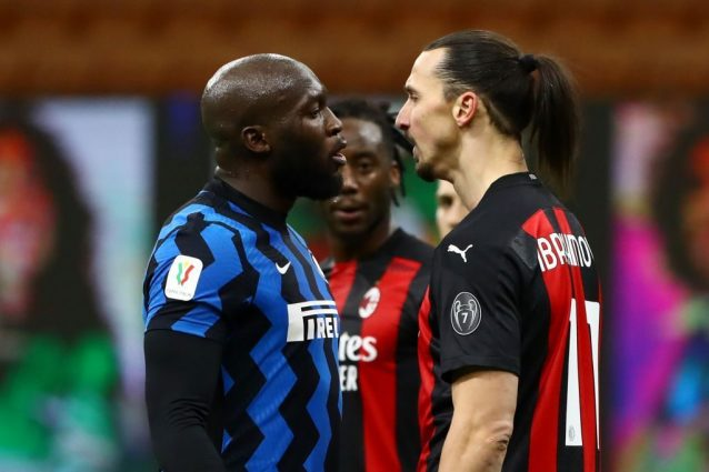 Ibrahimovic e Lukaku hanno dato un altro buon motivo per desiderare il ritorno degli stadi pieni