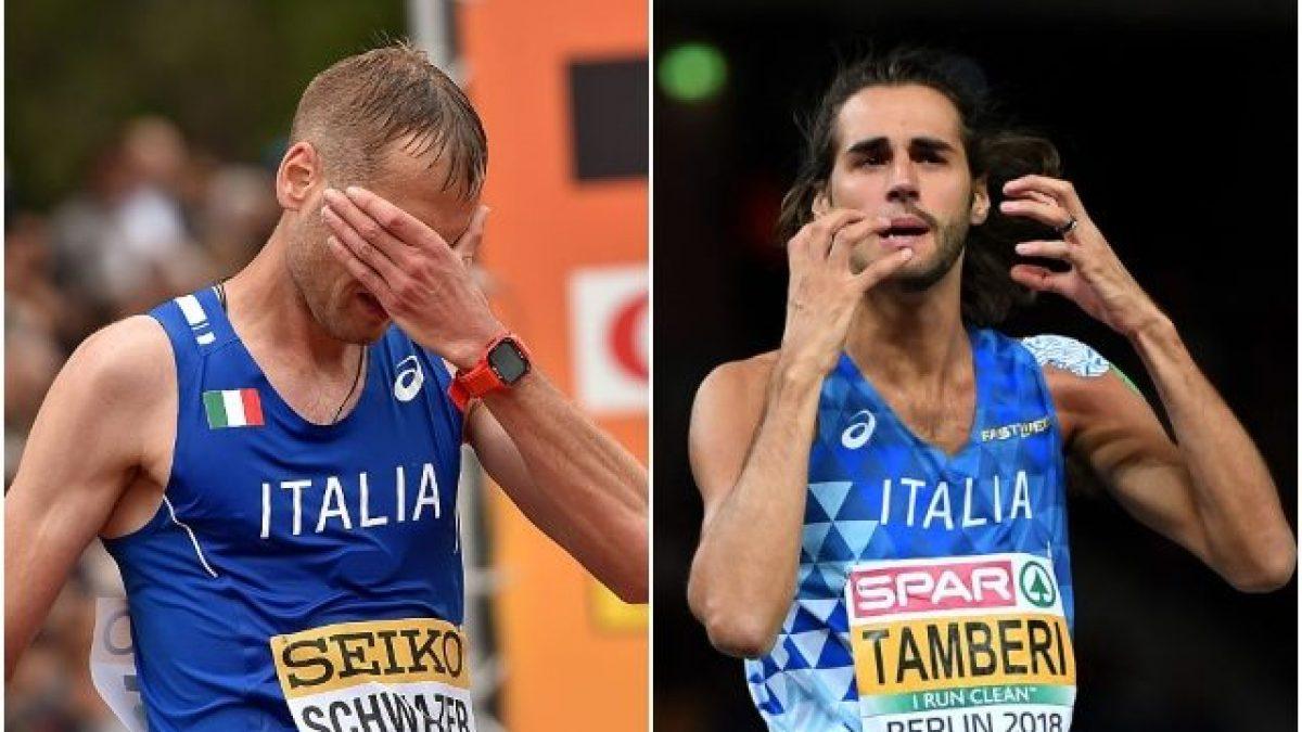 Tamberi disse di Schwazer vergogna d'Italia, il dietrofront: Se l'hanno  incastrato è da brividi