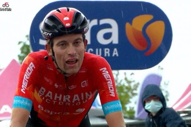 00 638x425 - Sesta tappa del Giro d'Italia a Gino Mader, davanti a Bernal. La nuova Maglia Rosa è Attila Valter