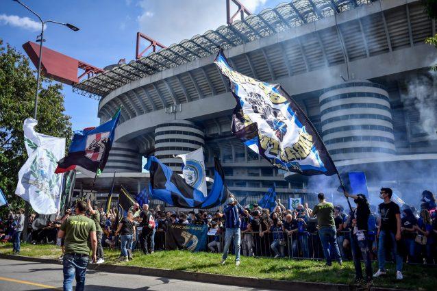 12903985 small 638x425 - Per Inter-Udinese 1.000 persone a San Siro e festa scudetto per altri 4.500 tifosi