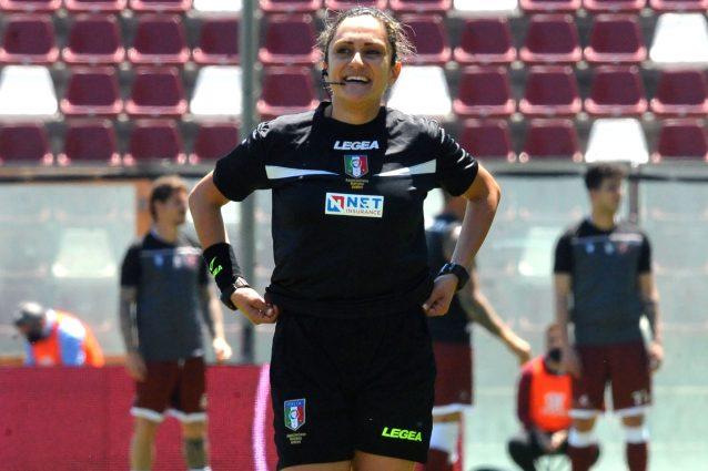 """12918151 large 638x425 - """"Emozionata solo all'inizio"""": il debutto di Maria Marotta, primo arbitro donna in Serie B"""