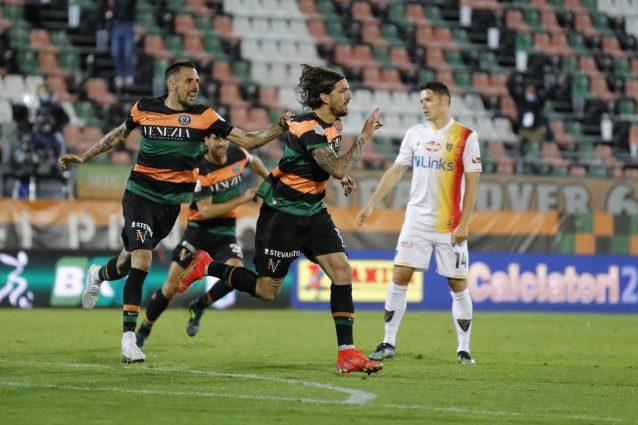 12962873 small 638x425 - Decide Forte, il Venezia fa sua l'andata delle semifinali play-off di Serie B contro il Lecce