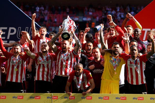 GettyImages 1320672735 638x425 - Brentford in Premier League, storica promozione per il club di Londra