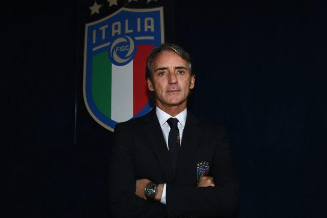 GettyImages 958740748 638x425 - Roberto Mancini ha firmato il rinnovo: ct della Nazionale fino al 2026
